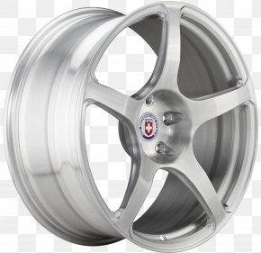 Over Wheels - Alloy Wheel Car HRE Performance Wheels Porsche 911 GT3 PNG
