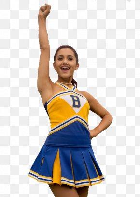Cheerleader - Ariana Grande Swindle Cheerleading Uniforms Sport PNG