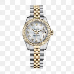 Rolex Watches, Diamond Watch Female Form - Rolex Datejust Rolex Submariner Watch Diamond PNG