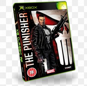 The Punisher - The Punisher PlayStation 2 Video Game Xbox PNG