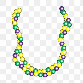 Mardi Gras - Bead Mardi Gras Clip Art PNG