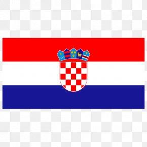 Flag - Flag Of Croatia Kingdom Of Croatia National Flag PNG