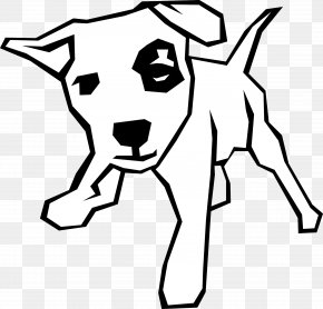 White Dog Cliparts - Dog Puppy Cat Clip Art PNG