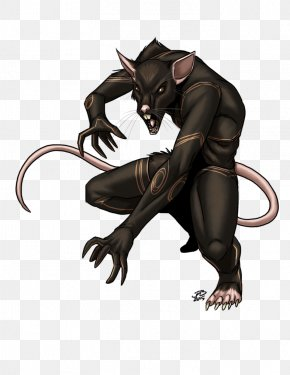 Rat & Mouse - Dungeons & Dragons Wererat Role-playing Game Pathfinder Roleplaying Game World Of Darkness PNG