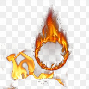 Fire Ring Flame - Flame Fire Combustion PNG