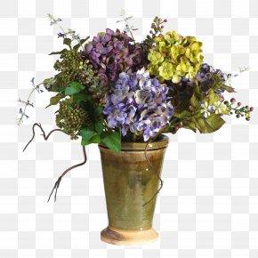 Flower - Artificial Flower Floristry Floral Design Vase PNG