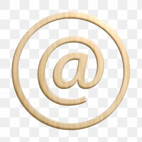 Number Metal - Circle Icon Email Icon Letter Icon PNG