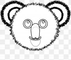Clip On Koala Bear - Koala Bear Giant Panda Clip Art PNG