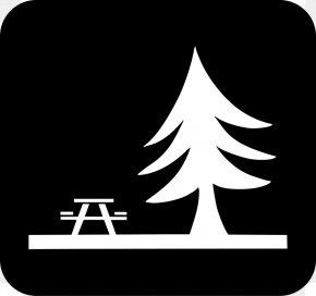 Parking Symbol Cliparts - Picnic Symbol Clip Art PNG