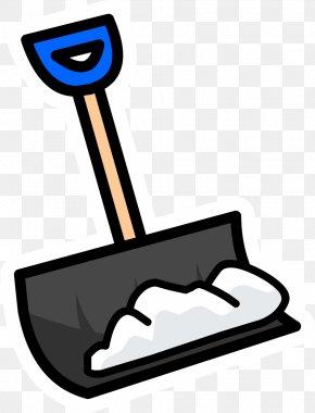 Snow Outside Cliparts - Snow Shovel Clip Art PNG
