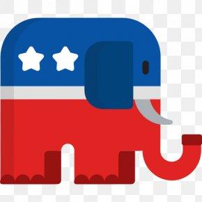 Republican Icon - Republican Party Clip Art Vector Graphics PNG