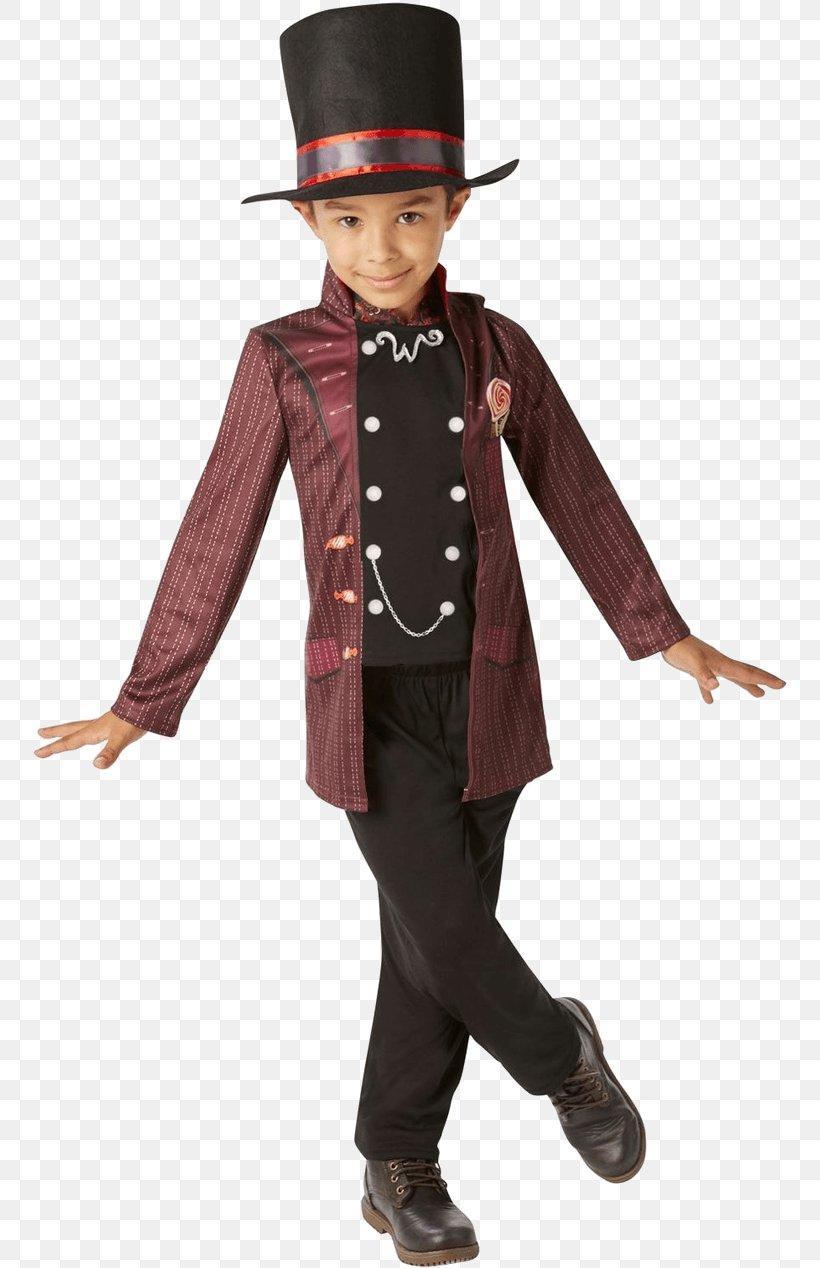 Child Costume Willy Wonka And The Chocolate Factory Willy Wonka
