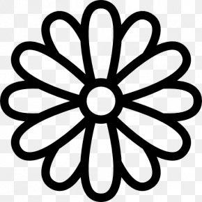 Daisy Vector - Common Daisy Clip Art PNG