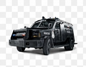 War Chariot - Hollywood Bait Car SWAT PNG