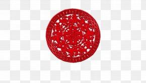 Chinese New Year Decorative Material Matting Free HD - Papercutting Chinese New Year PNG