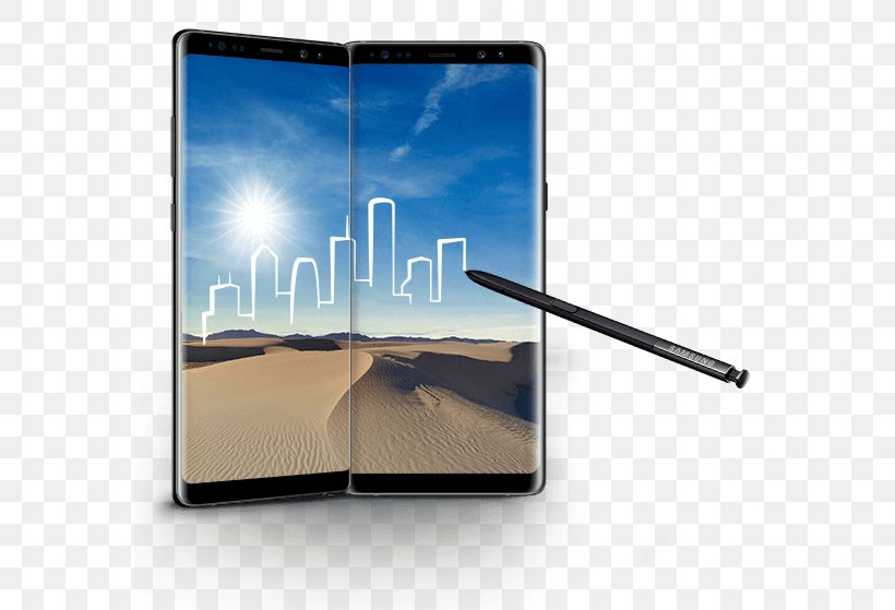 Samsung Galaxy Note 8 Display Device Computer Monitors Stylus, PNG, 574x559px, Samsung Galaxy Note 8, Brand, Computer Monitors, Display Device, Electronics Download Free