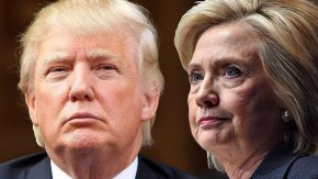 Hillary Clinton - Donald Trump United States Hillary Clinton US Presidential Election 2016 PNG