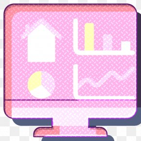 Material Property Pink - Home Icon Smart House Icon Dashboard Icon PNG