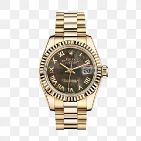 Ms. ROLEX Mechanical Watch Roman Scale - Rolex Datejust Rolex Daytona Watch Rolex Submariner PNG