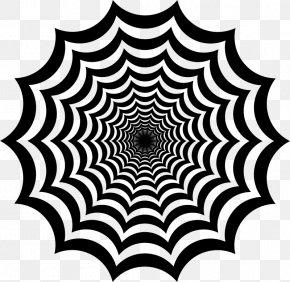 Spider Web - Spider-Man Spider Web T-shirt Clip Art PNG