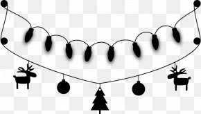 Christmas Day Garland Stock Photography Drawing Illustration PNG