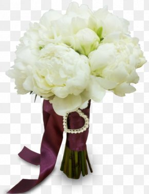 Peony Flowers - Garden Roses Flower Bouquet Peony Floral Design Wedding PNG