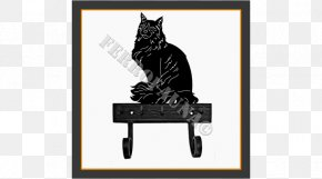 Cat - Cat Picture Frames Brand Rectangle Font PNG