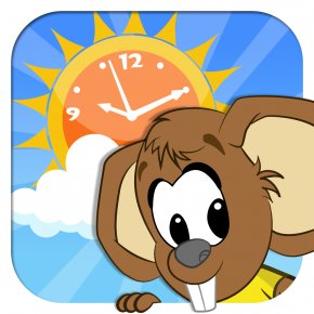 Weather Images For Kids - Clock For Kids Paint Animals Live Puzzle Weather Forecasting PNG