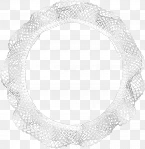 White Circle Pattern Cloth - Jewellery Pearl Textile White Necklace PNG