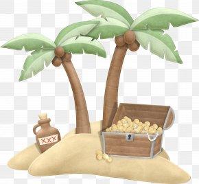 Piracy In The Caribbean Treasure Island Clip Art PNG