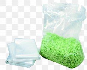 Plastic Bag - Plastic Bag Paper Shredder Industrial Shredder Office Supplies PNG