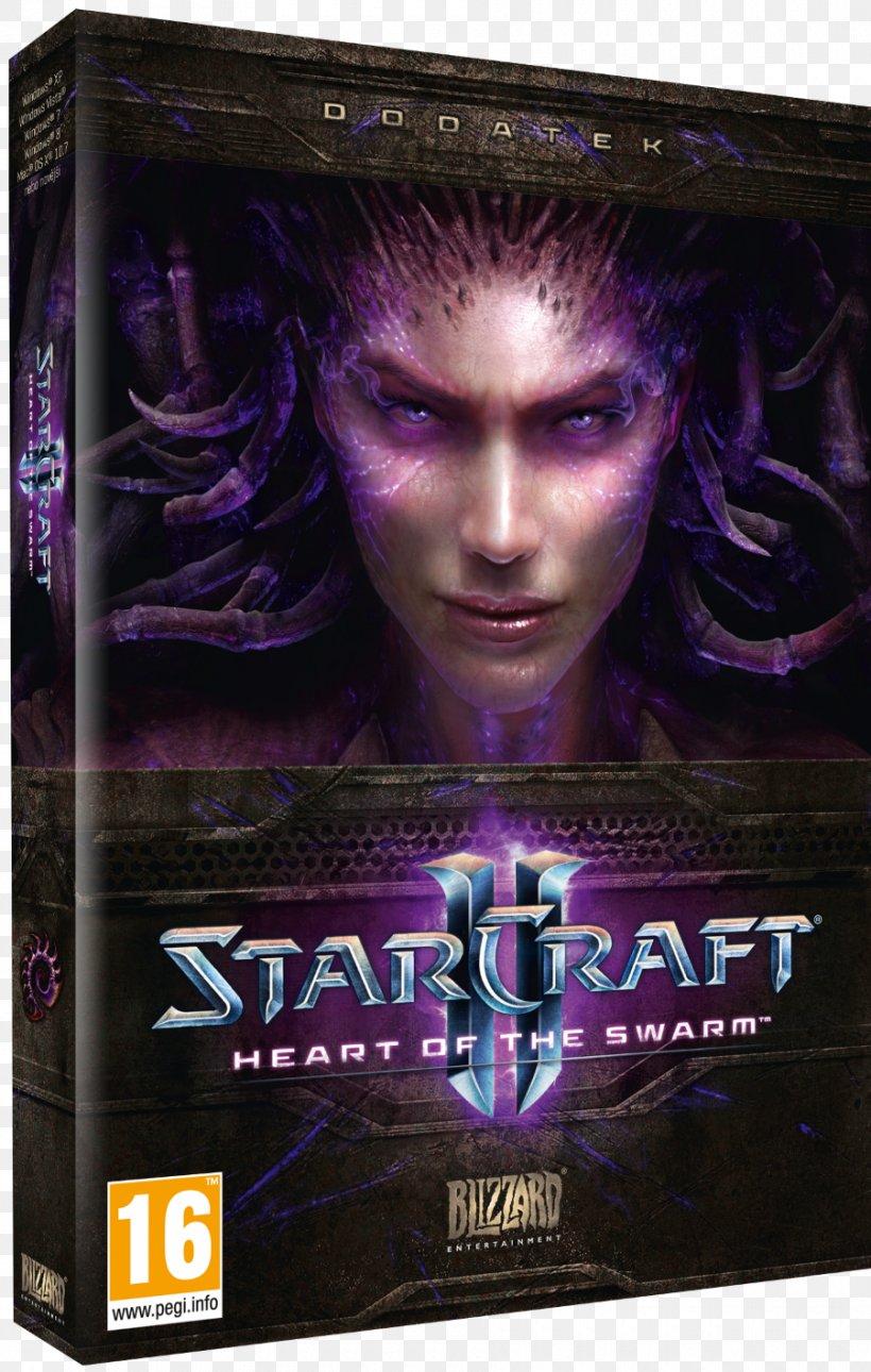 Starcraft Ii Heart Of The Swarm Starcraft Remastered Video