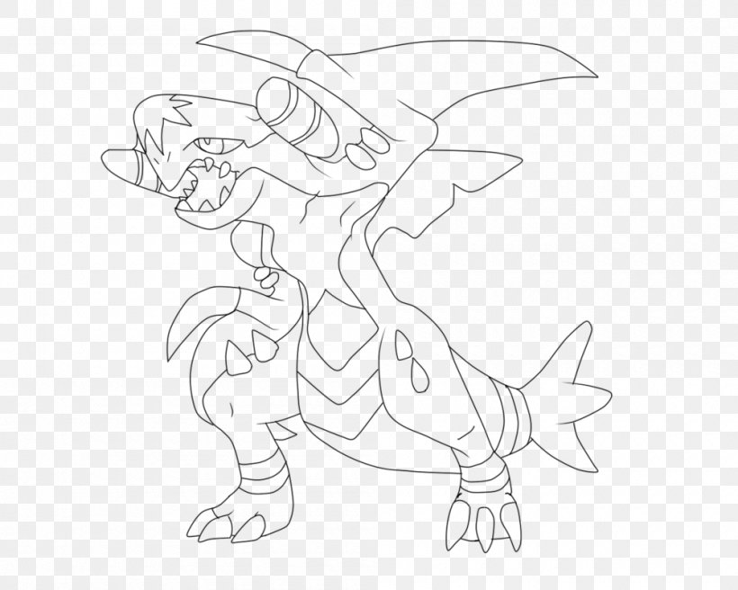 Coloring Book Garchomp Pokemon Line Art Aggron Png 1000x800px Coloring Book Aerodactyl Aggron Arm Artwork Download