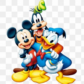 Mickey Mouse - Mickey Mouse Minnie Mouse Pluto Clip Art PNG