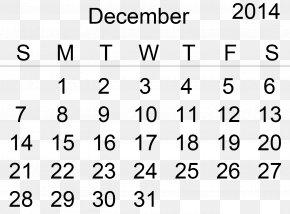 December Calendar - 0 Calendar May 1 July PNG