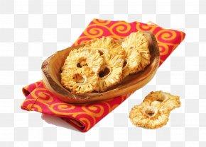 Pineapple Dry - Pineapple Junk Food Dried Fruit Auglis PNG