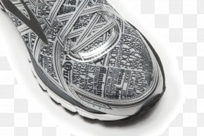 New York City Marathon - Shoe Brooks Sports New York City Marathon Sneakers PNG