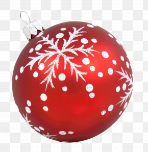 Christmas Ball - Christmas Ornament Christmas Decoration Santa Claus PNG