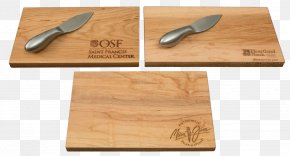 Cutting Board - Knife Wood Kitchen Knives Cutlery Tool PNG