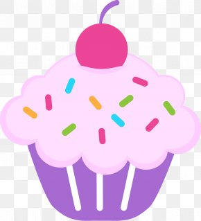 Cute Cupcakes Cliparts - Cupcake Birthday Cake Icing Clip Art PNG