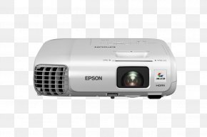 Projector - Multimedia Projectors 3LCD Epson LCD Projector PNG