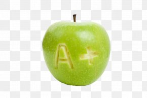 Green Apple On The A + - Plus And Minus Signs Stock Photography Royalty-free PNG