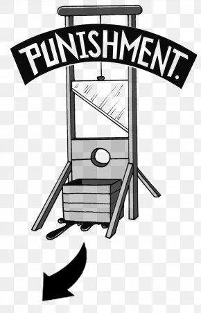 Shame - Cartoon Drawing Capital Punishment Clip Art PNG
