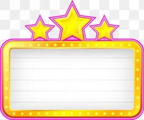 Cartoon Stars Dialog - Speech Balloon Cartoon Clip Art PNG