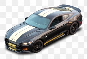 Black Ford Shelby GT H Top View Car - 2016 Ford Shelby GT350 Shelby Mustang Ford Mustang Ford GT Car PNG