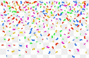 Confetti Transparent Clip Art Image - Confetti Clip Art PNG