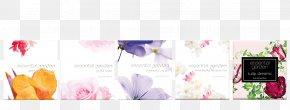 Perfume Brand - Floral Design Brand Font PNG