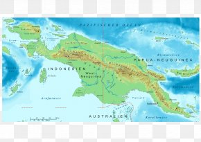 Papua New Guinea - Great Papuan Plateau Bismarck Range Provinces Of Indonesia World PNG