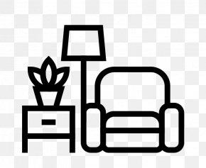 Rectangle Line Art - Text Furniture Line Logo Font PNG