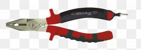 Pliers - Utility Knives Hand Tool Diagonal Pliers PNG